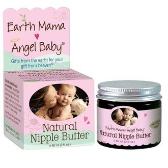 Крем для сосков Earth Mama Angel Baby Nipple Butter, 60 мл